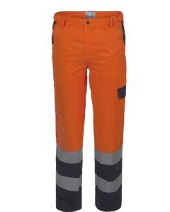 Pantalone Lucentex Bicolore Alta Visibilità Rossini